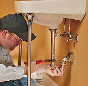 home repair - plumber